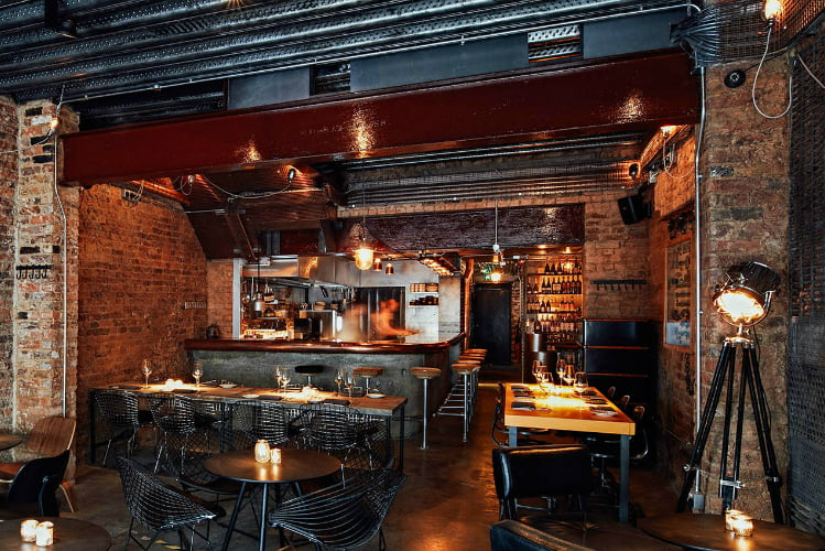 108 Garage - best restaurants in West London