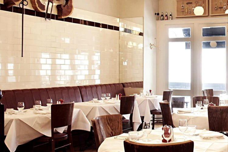 Hix Oyster Bar And Chop House