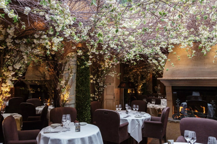 Romantic Restaurants London: Clos Maggiore