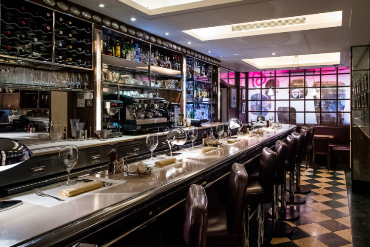 J Sheekey best restaurants in Central London