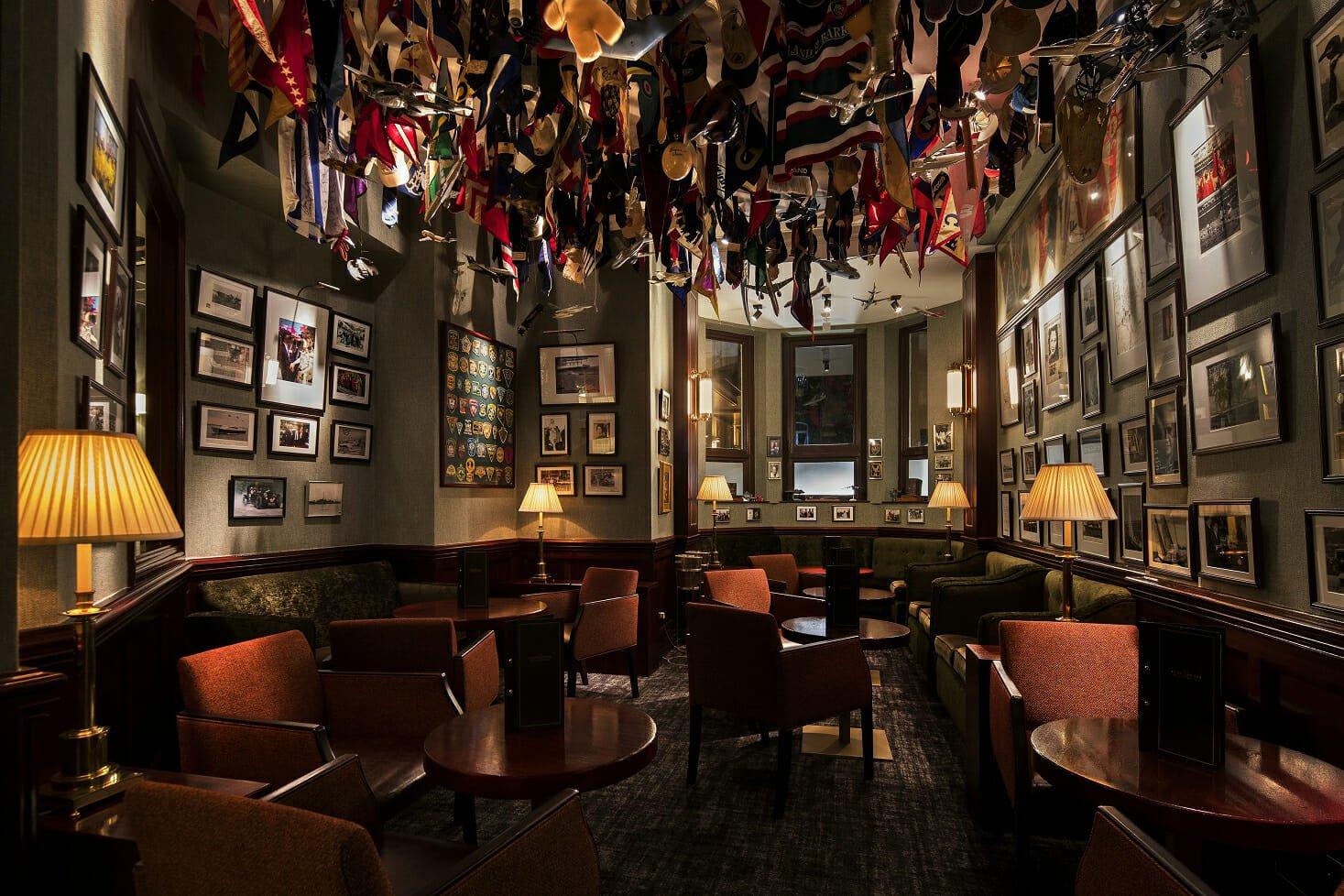 American Bar at The Stafford