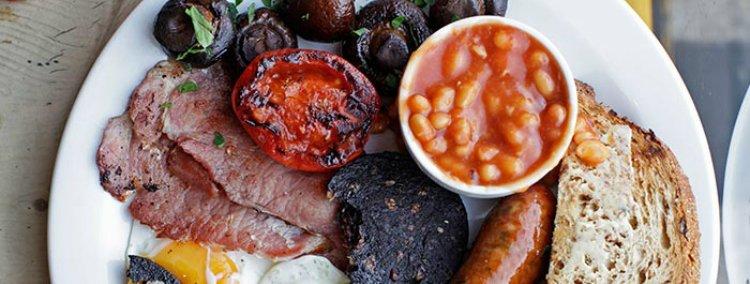 Breakfast Club Hoxton - Soho London brunch
