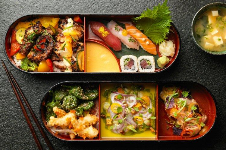 Chotto Matte Sushi Restaurant London