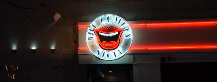 Comedy Store - London Date Ideas