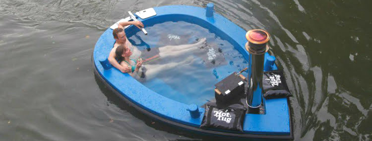 Hot Tug - 100 London Date Ideas