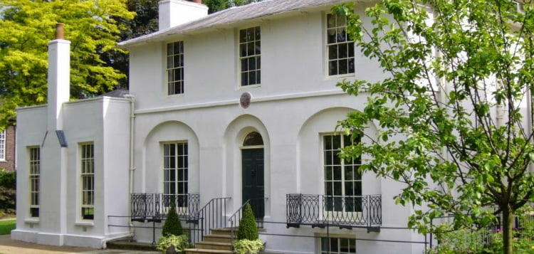 Keats House - 100 London Date Ideas