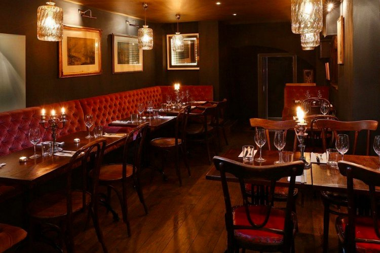 Kitty Fishers - romantic restaurants in London