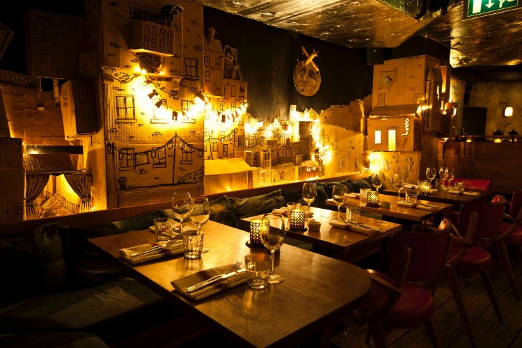 La Bodega Negra - cool restaurants in London