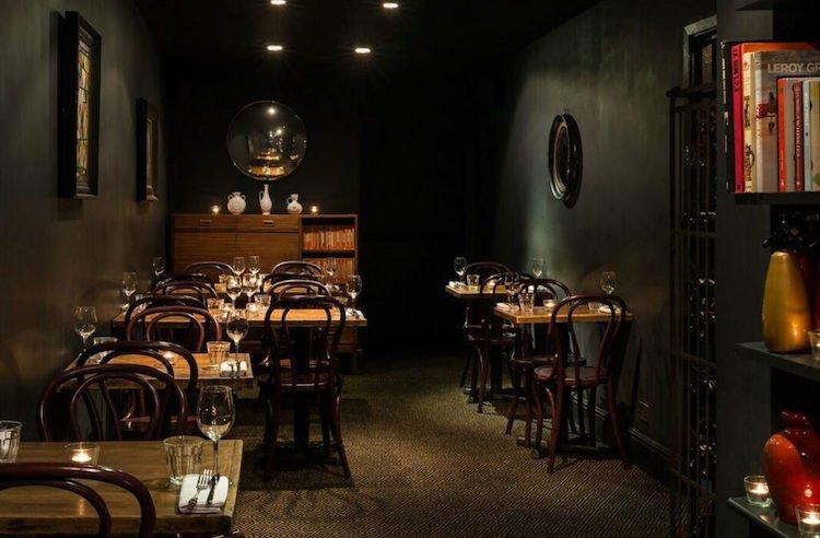 Hidden Restaurants in London - Valentine's Day London 2019