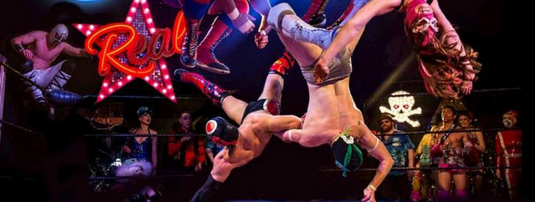 Lucha Britannia - 100 London Date Ideas