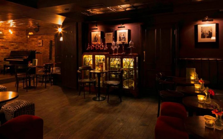 Nightjar Speakeasy London