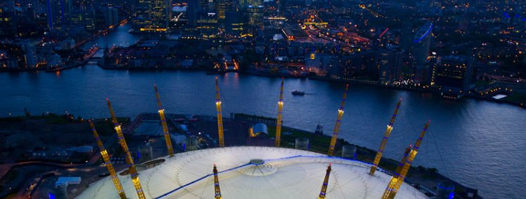 Climb the 02 - 100 London Date Ideas