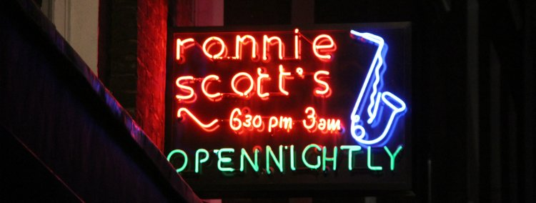 Ronnie Scott's - London Date Ideas