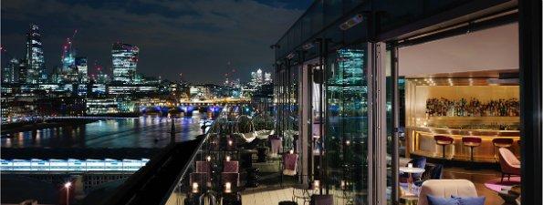 Rooftop bars in London - Rumpus Room