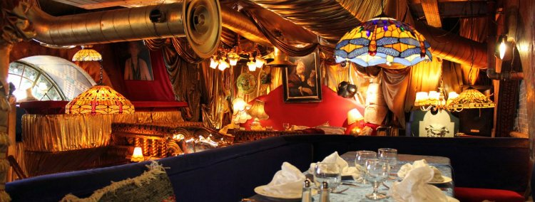 Sarastro 100 London date ideas