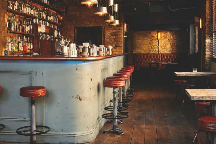 The Sun Tavern cool bars in London