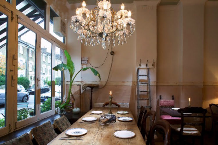 Trangallan - romantic restaurants in London
