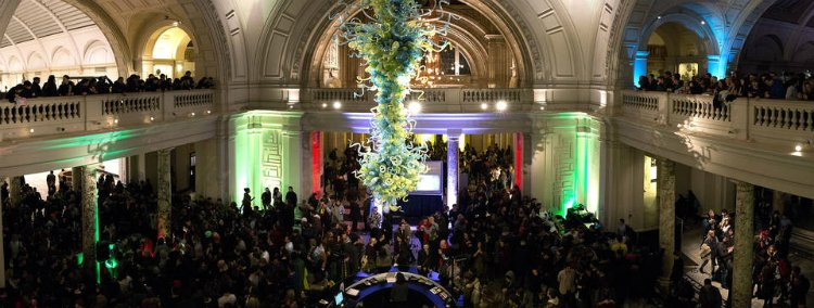 V&A Lates - 100 London Date Ideas