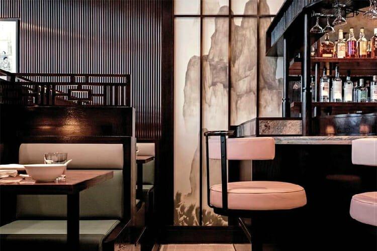 Xu romantic restaurants