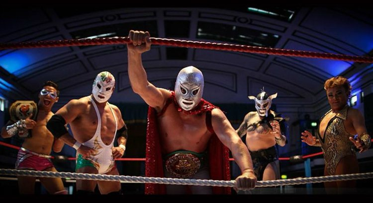 The Greatest Show of Lucha Libre