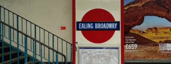 walking tube map