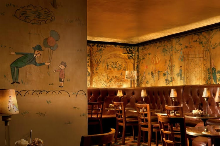Bemelmans Bar New York