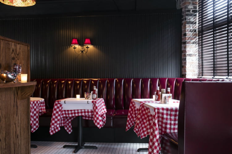Bernie's best restaurants in New York