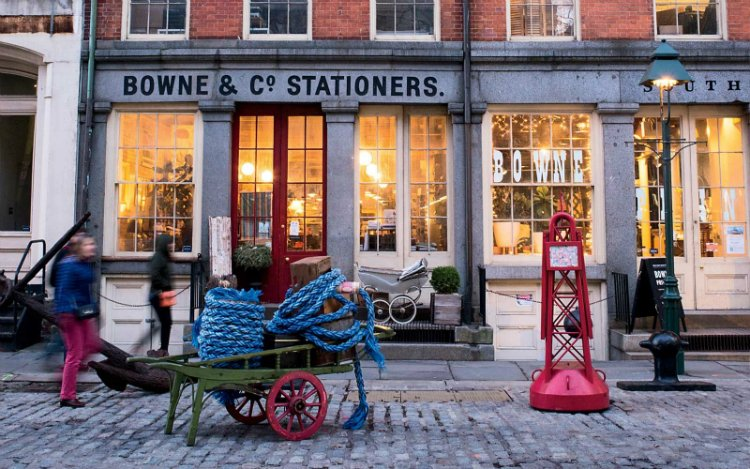 Bowne & Co things to do in New York