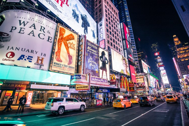 Broadway things to do in New York