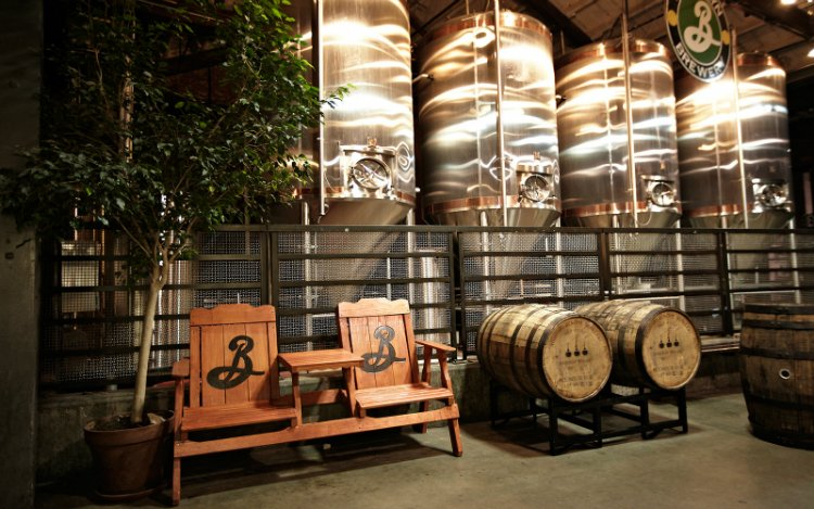 Brooklyn Brewery things to do in New York
