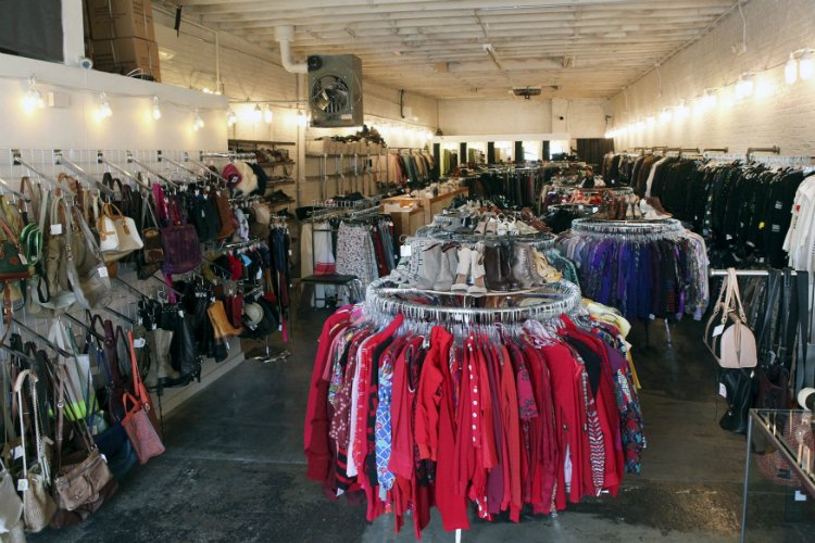 thrift shopping things to do in New York