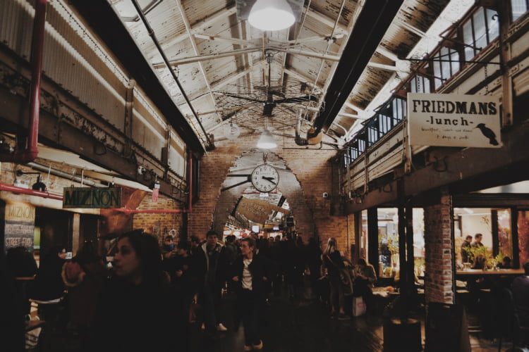 Chelsea Market things to do in New York