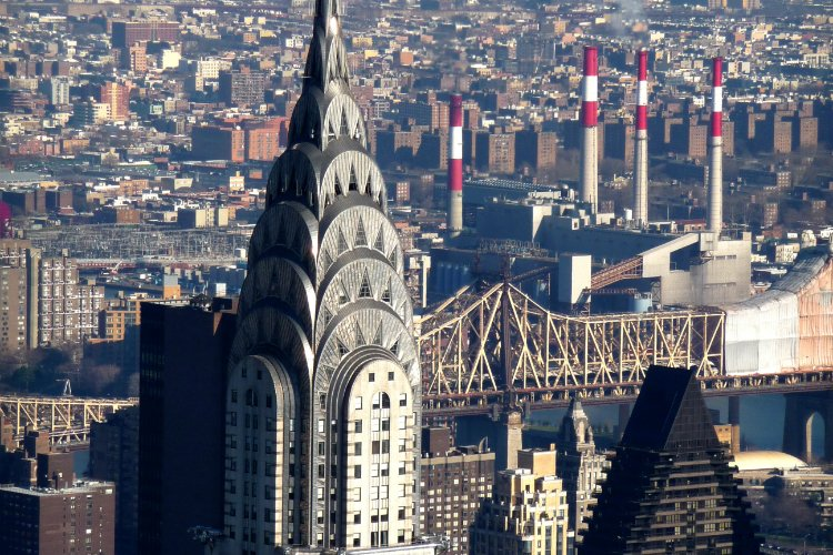 Chrysler Building free things to do in New York