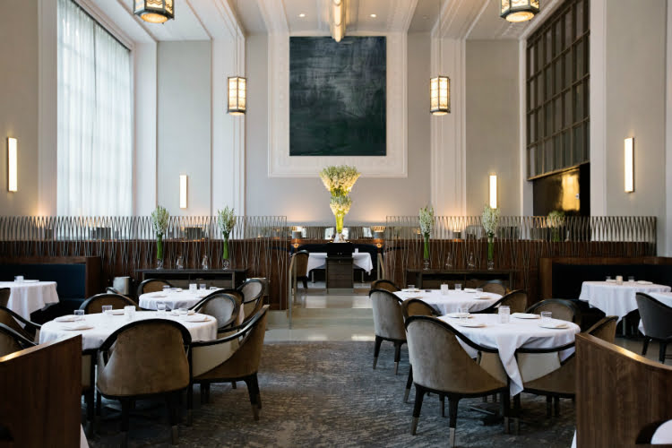 Eleven Madison Park best restaurants in New York
