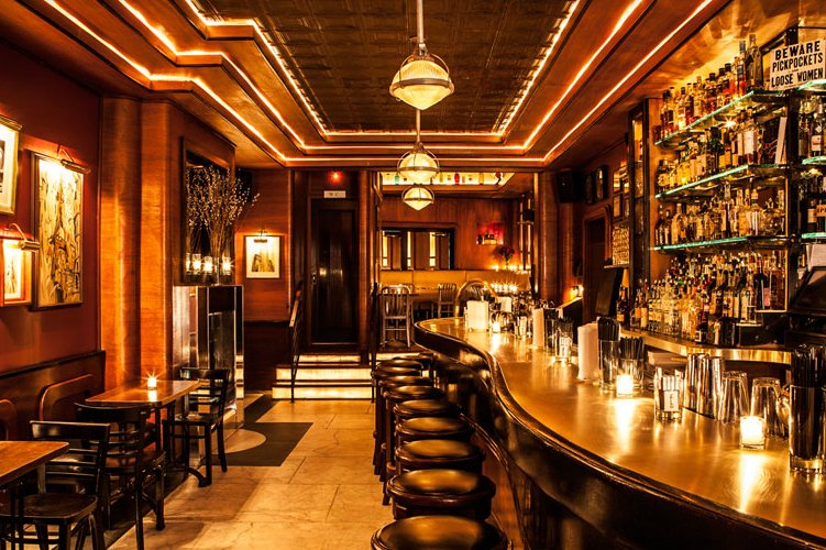Employees Only best bars in New York