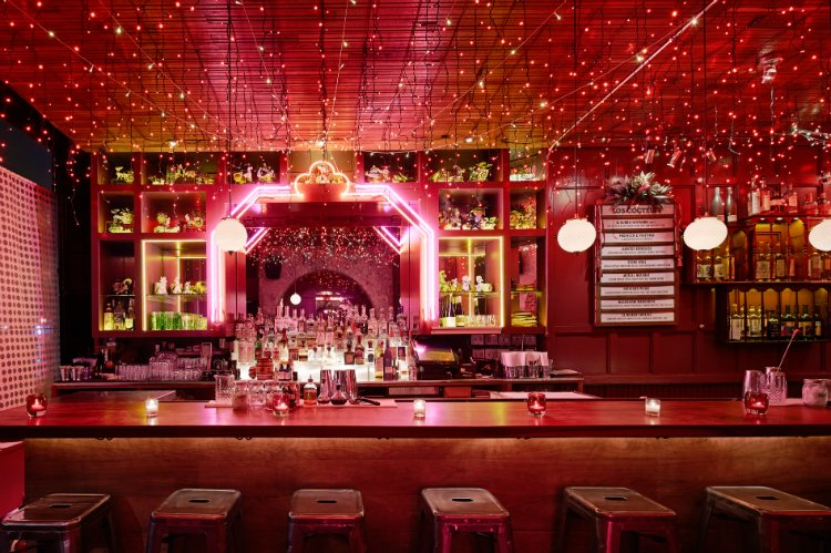 Ghost Donkey best bars New York
