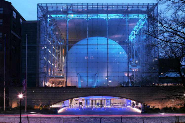 Hayden Planetarium things to do in New York
