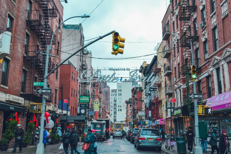 Little Italy things to do in New York