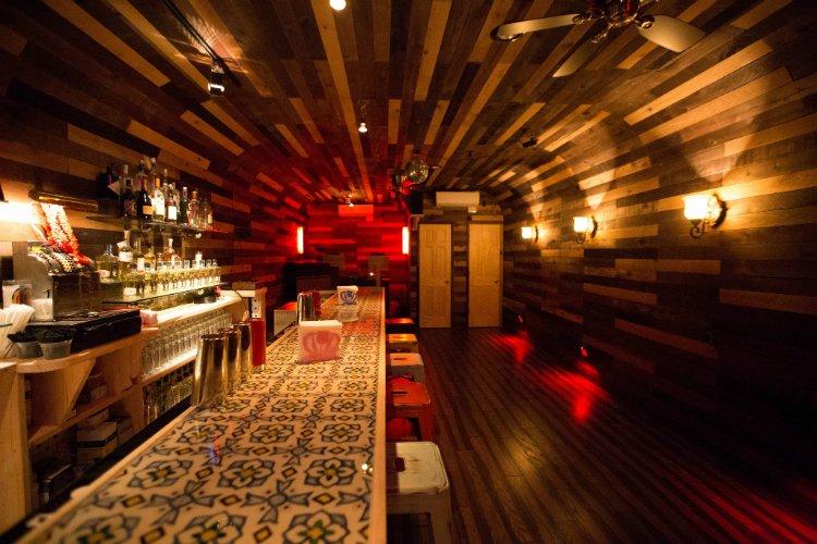 Mezcaleria la Milagrosa bars New York