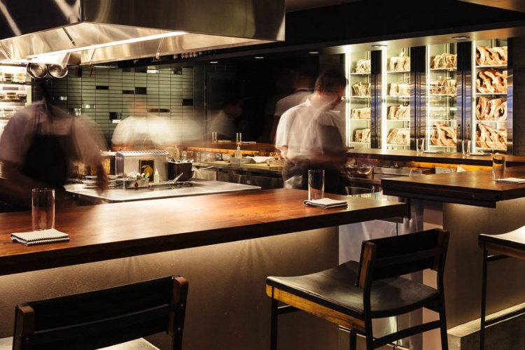 Momofuku Ko best restaurants in New York