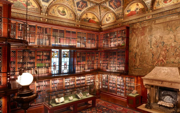 Morgan Library things to do in New York