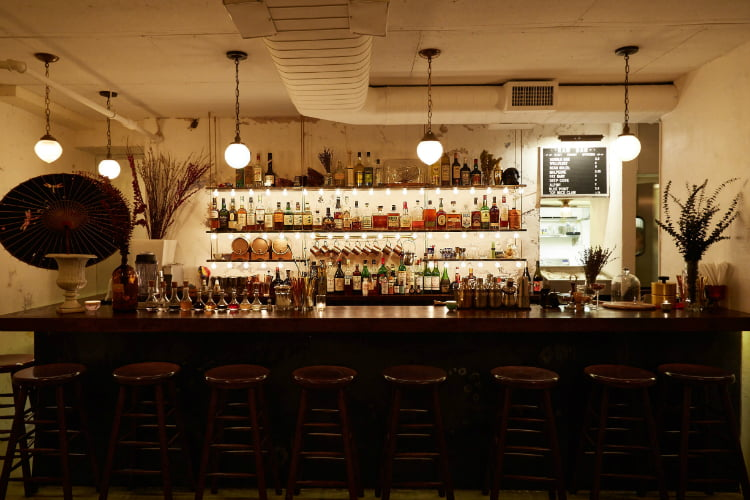 ROKC New York bars