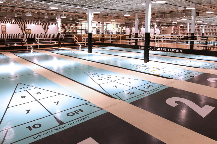 Royal Palms Shuffleboard things to do in New York