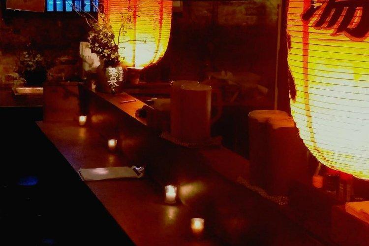 Sake Bar Decibel best bars New York