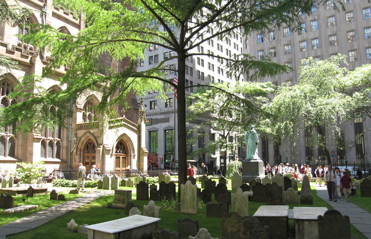 Trinity Church things to do in New York