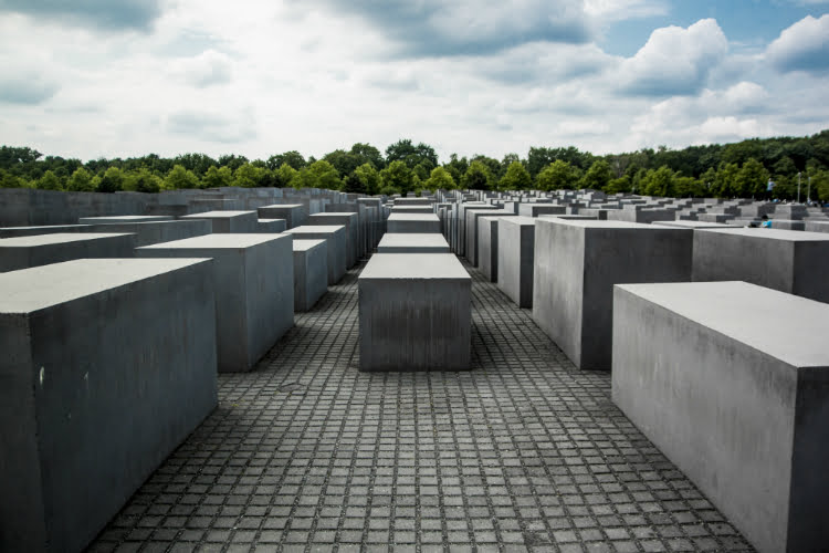 Memorial to the Murdered Jews of Europe - things to do in Berlin