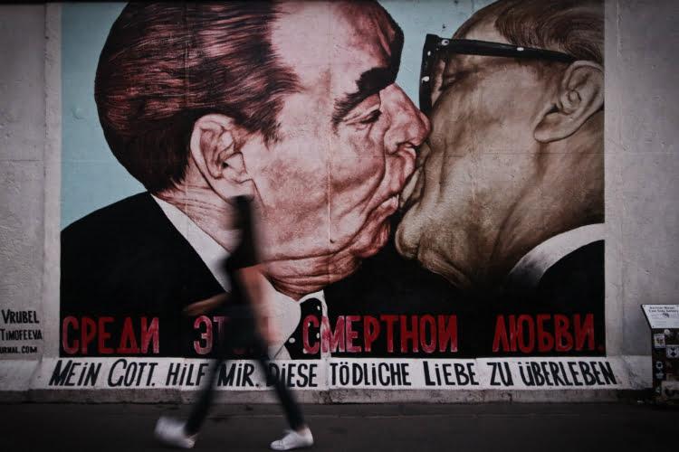 Things to do in Berlin - East Side Gallery