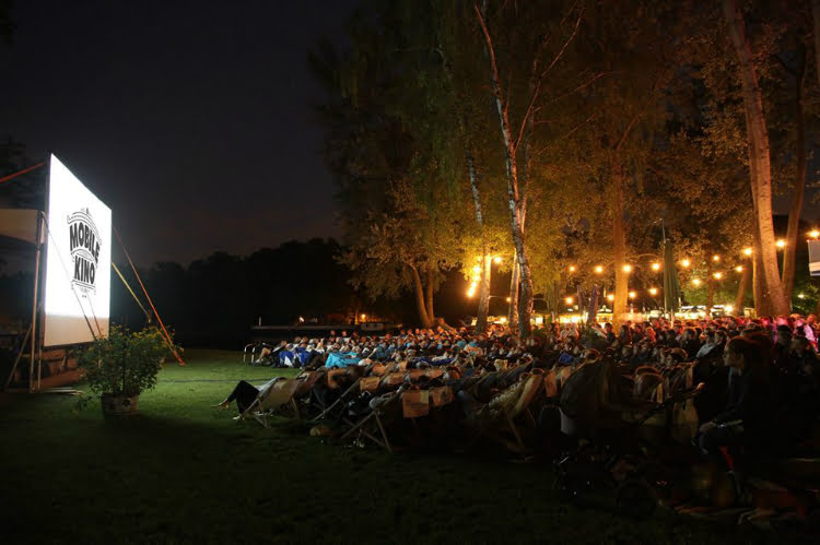 Mobile Kino - things to do in Berlin