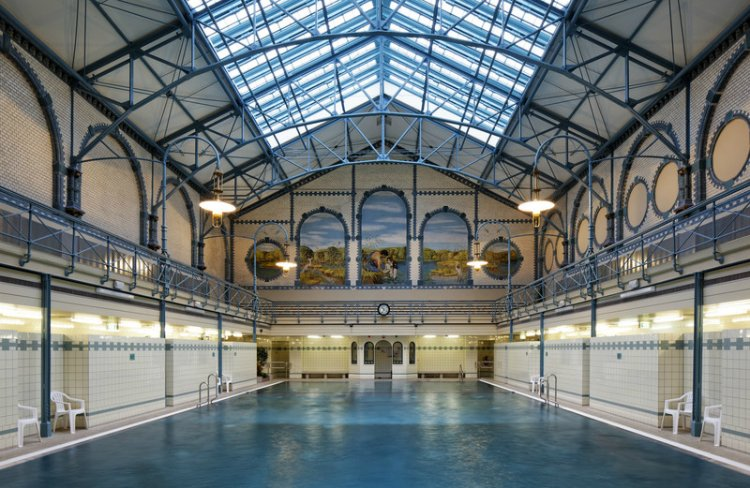 Stadtbad Charlottenburg - things to do in Berlin