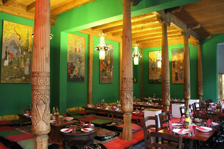 Tajikistan Tearooms things to do in Berlin
